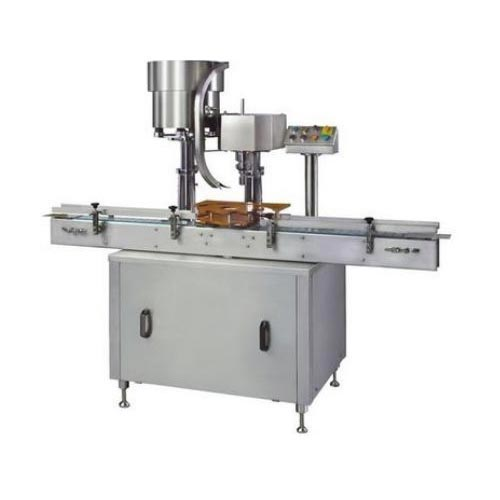 Automatic Single Head Ropp Capping Machine
