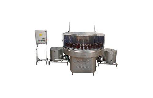 Rotary Bottle Washing Machine 01