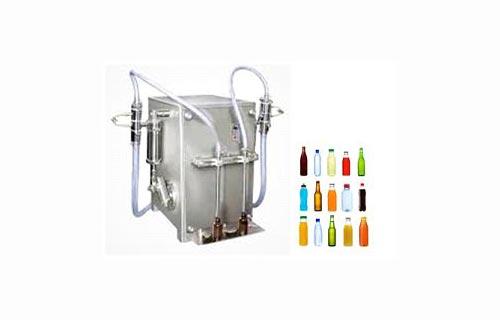 Semi Automatic Twin Head Volumetric Liquid Filling Machine 02