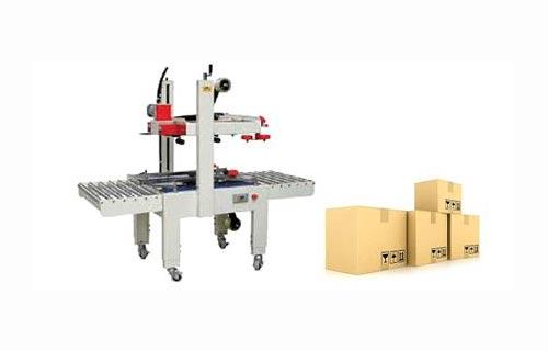 Top & Bottom Drive Carton Sealing Machine 02