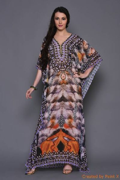 Embellished Kaftan 02