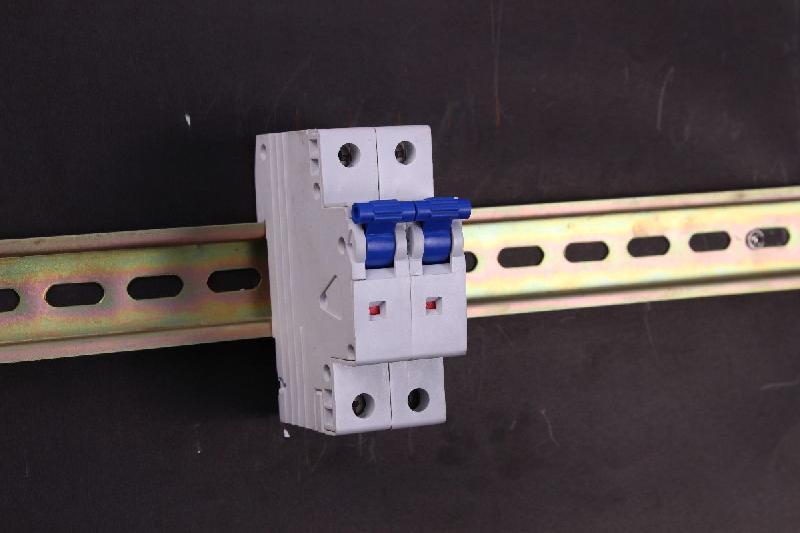 Double Pole MCB 01