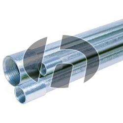 Galvanized Iron Round Pipes