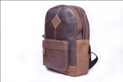 Hunter Leather Backpacks