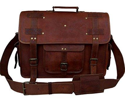 PH007 Leather Laptop Bag