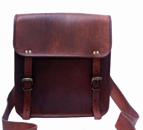 PH022 Sturdy Leather Ipad Bag