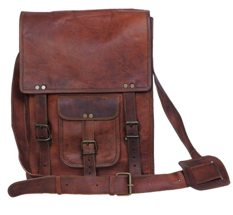 PH024 Sturdy Leather Ipad Bag