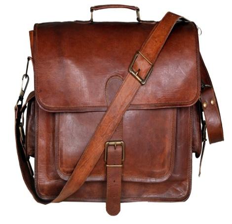 PH027 Leather Laptop Bag