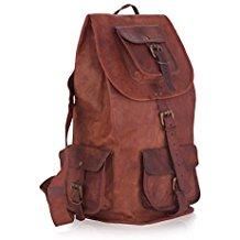 PH038 Genuine Leather Backpack