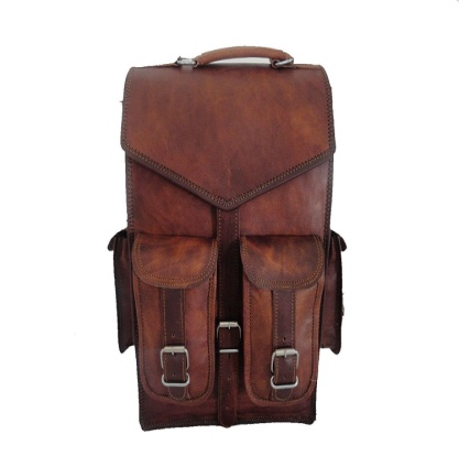 PH041 Vintage Leather Backpack