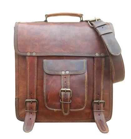PH047 Vintage Leather Backpack