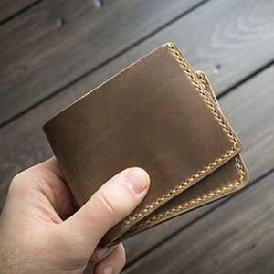 Leather Wallet 02