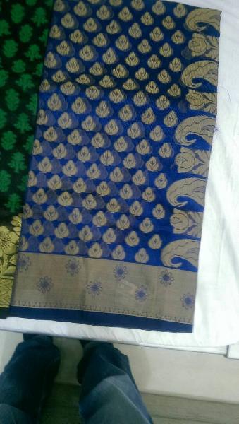 Banarasi Cotton Saree 02