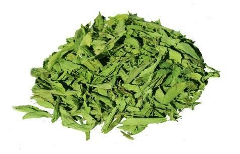Dried Stevia Leaves 02