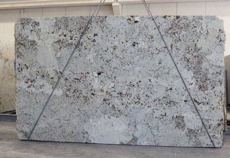 Snow White Granite Slabs