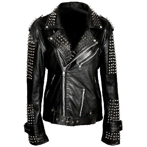 Ladies Designer Motorcycle Leather Jackets