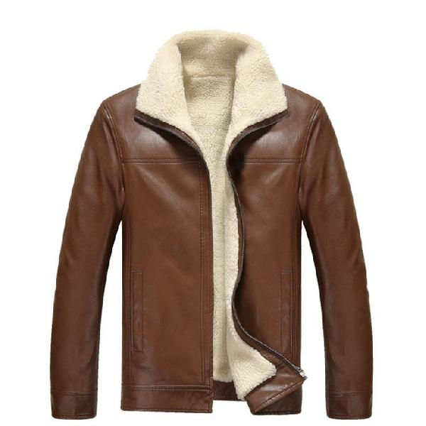 Mens Double Face Leather Jackets