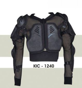Mens Leather Motorcycle Protection Kit