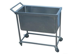 Soiled Dish Collection Trolley