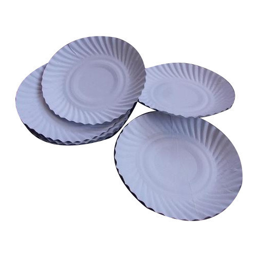 Disposable Duplex Paper Plates
