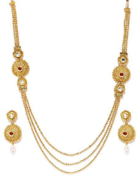 Gold Jewellery 02