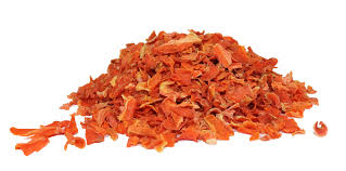 Dehydrated Carrot Flakes