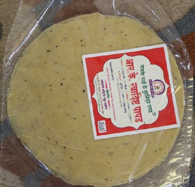 Moong Dal Papad 02