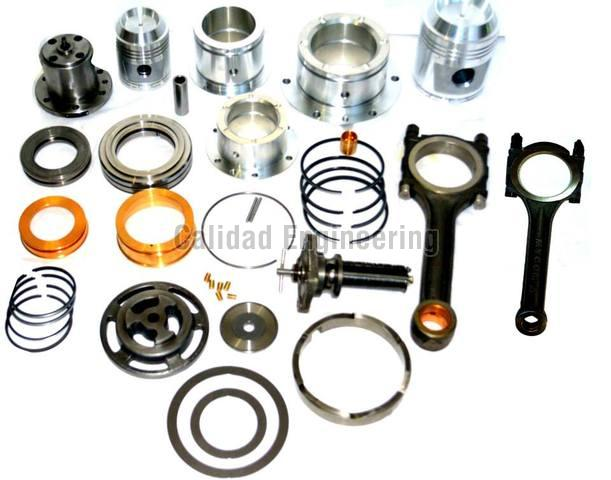 Mycom Compressor Spare Parts