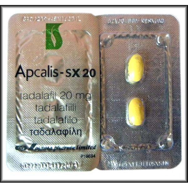 Apcalis-SX 20 Tablets