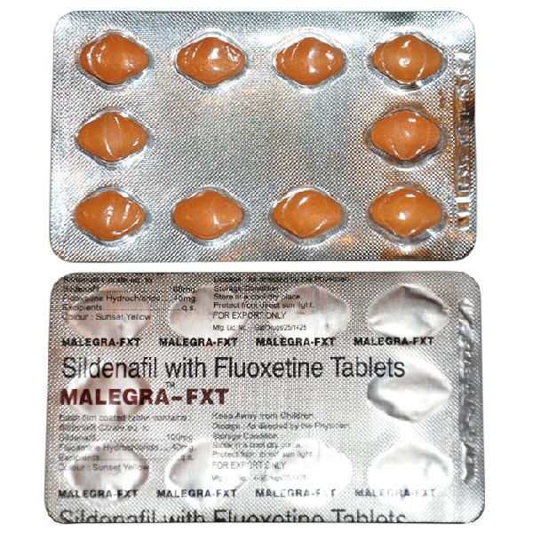 Malegra-FXT Tablets