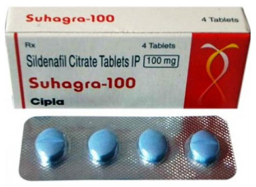 Suhagra-100 Tablets