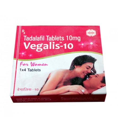 Vegalis-10mg Tablets