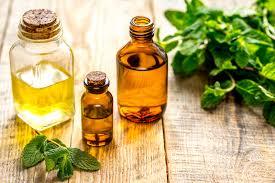 Spermint oil