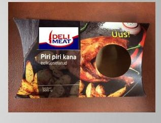 500g Pre-Cooked BBQ Half Chicken