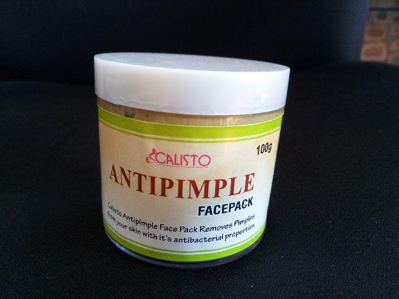 Calisto Antipimple Facepack