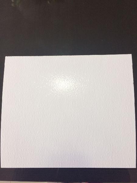 Embossed High Gloss FRP Sheet