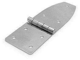 Universal Side Plain Door Hinge