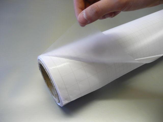 PVC Self Adhesive Transparent Film