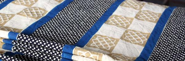Hand Block Printed Work Fabrics
