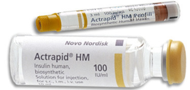 Actrapid Flexpen Injection