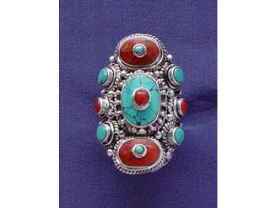 Tribal Silver Rings