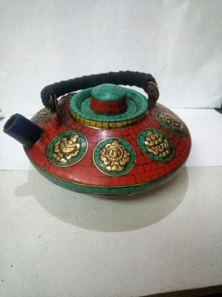 Antique Tibetan Teapot