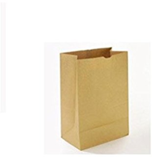 Recycled Paper Bag without Handles