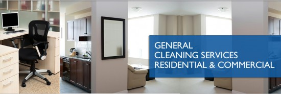 General Cleaning Services (Residential & Commercial)