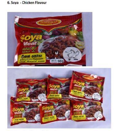 Samagi Soya Meat