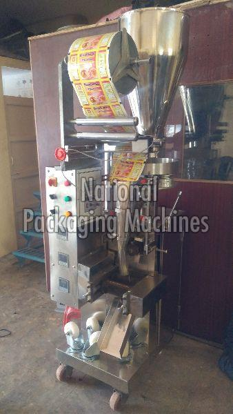 Fully Automatic Namkeen Pouch Packing Machine 02