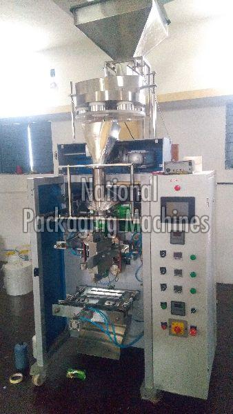 Fully Automatic Namkeen Pouch Packing Machine 04