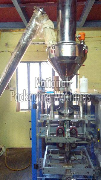 Fully Automatic Namkeen Pouch Packing Machine 06