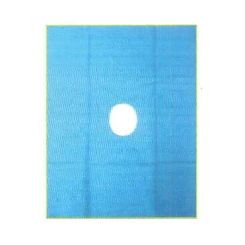 Surgical Drape Sheet with Hole