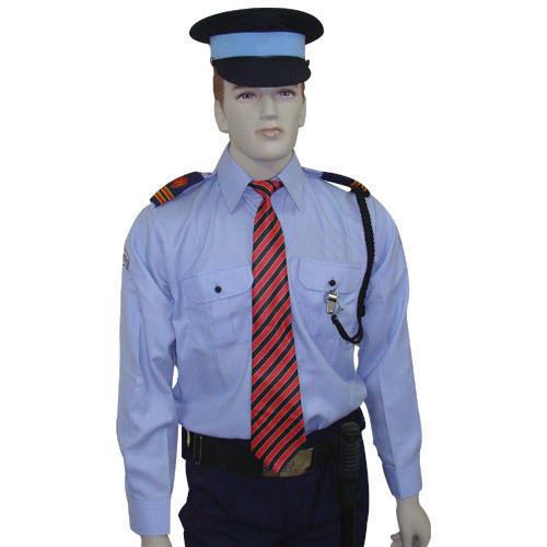Hospital Security Guard Uniform